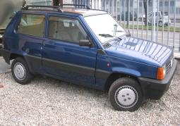 Ischia Rent a car Fiat Panda