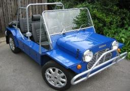 Ischia Rent a Car Mini Moke